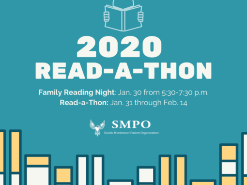 Read-a-Thon | Jan-Feb. 2020