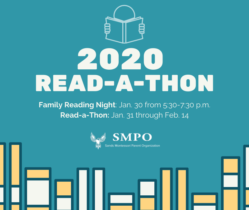 Read-a-Thon | Jan-Feb. 2020