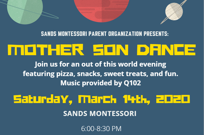 Mother Son Dance | March 14