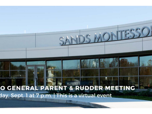 SMPO General Parent and Rudder Meeting