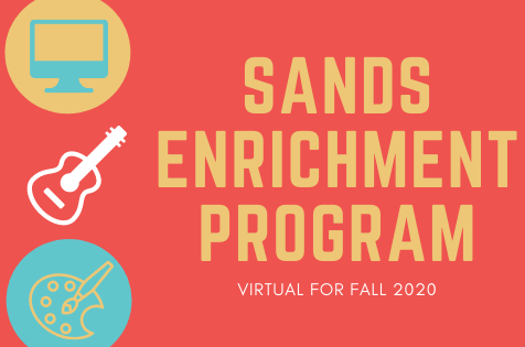 Sands Enrichment Program 2020–2021