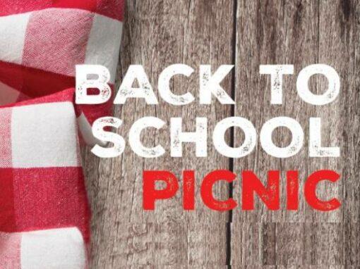 Sands Montessori 2021-2022 Back To School Picnic   Sunday August 8