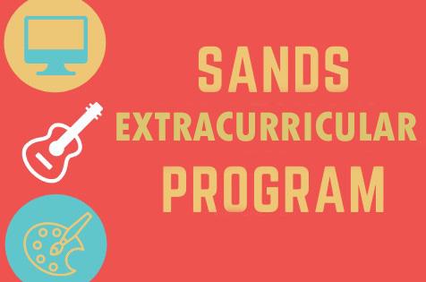 Sands Extracurricular Program (SEP) returns for Fall 2021!