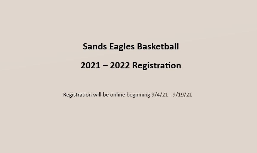 Sands Eagles Basketball 2021 – 2022
