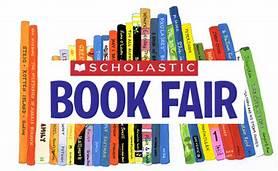 Scholastic Book Fair – October 25-29